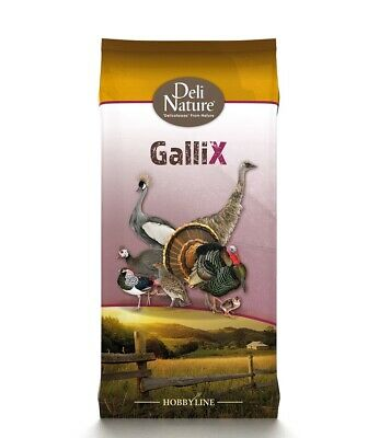 (EUR 1,25/kg) 20kg Deli Nature GalliX Turkey Startkrümel