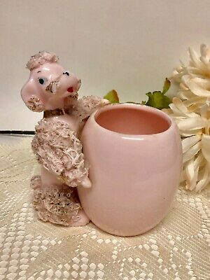 Pink Spaghetti Poodle Cup