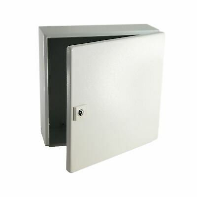 Rittal E-Box EB Steel Wall Box IP66 Electrical Enclosure with Lock 30x30x12cm