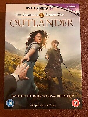 Outlander Season 1 Dvd Digital Ultraviolet