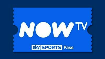 NOW TV SKY Ticket SPORT 1 MESE - CODICE DIGITALE ATTIVAZIONE IMMEDIATA! 008