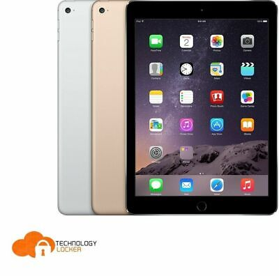 Apple A1566 iPad Air 2nd Gen 32GB Wi-Fi 9.7 in Tablet w/ Charger (b)