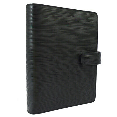 LOUIS VUITTON AGENDA MM NOTEBOOK COVER EPI LEATHER R20202 SP0053 AK33139f