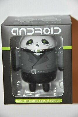 1 Android Web Crawler Special Edition Figure Google Andrew Bell Vinyle Art toy