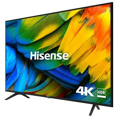 """Hisense H55B7100UK (2019) LED HDR 4K Ultra HD Smart TV, 55"""" with Freeview Play"""