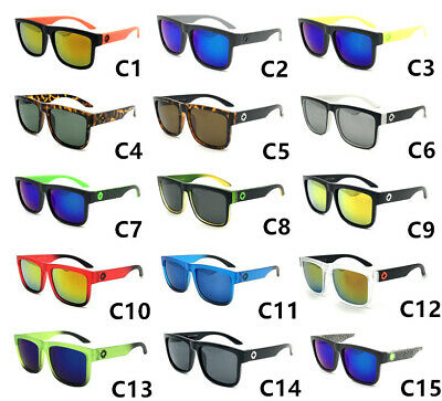 Hot SPY15 Retro Ken Block Classic Sport Cycling Sunglasses UV400 Fishing Glasses