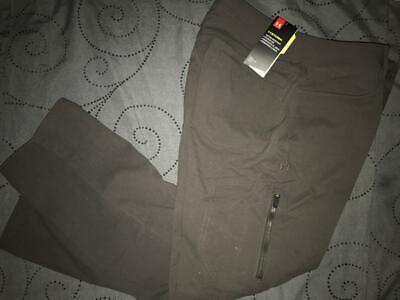 UNDER ARMOUR CASUAL STRAIGHT PANTS SIZE W 36 34 32 X 36 32 30 L MEN NWT $79.99