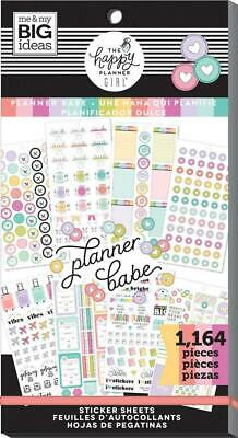 MAMBI The CLASSIC Happy Planner Value Pack Stickers 30 Shts Healthy Hero x1308