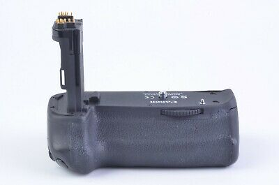 Exc++ Genuine Canon Bg-E13 Battery Grip For Eos 6D, Tested, Clean