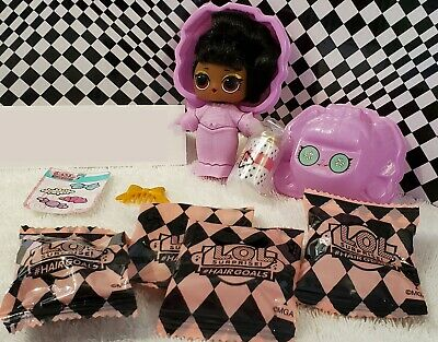 LOL Surprise Doll HER LIL MAJESTY M-012 Makeover Series 5 Lil Sis Color Change