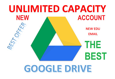 Edu Email 6 Months Amazon Prime Unlimited Google Drive Storage *US Student Mail*