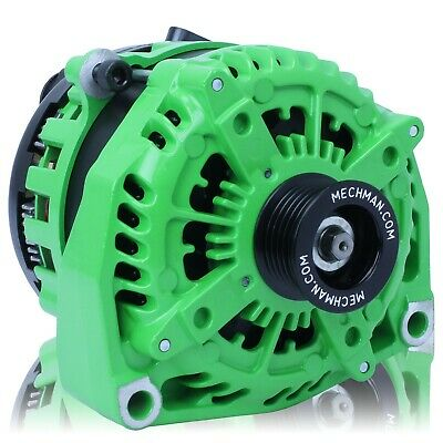370 amp MechMan high output alternator 96-04 GM Truck Suburban Tahoe Escalade LS