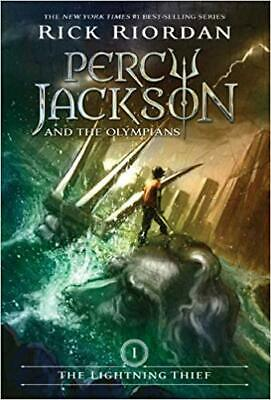 The Lightning Thief (Percy Jackson and the Olympians, Book 1) HARDCOVER 2005