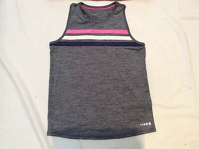 Mini Boden Johnnie B Racer Back Sports Vest Age 9-10 Years