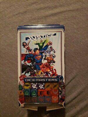 DC Dice Masters Justice League NEW /& Unopened STARTER SET