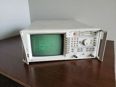 HP - Agilent - Keysight 8712C Network Analyzer *Limited Testing done*