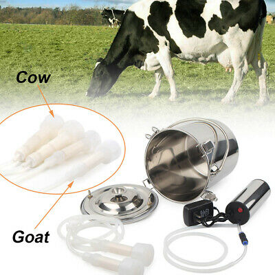Inflation Plugs//Shell Liner Block Fit All Cow Goat Milker Plastic 2pcs