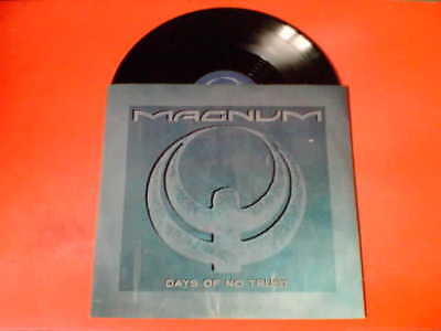 "MAGNUM Days Of No Trust 12"" Vinyl!"
