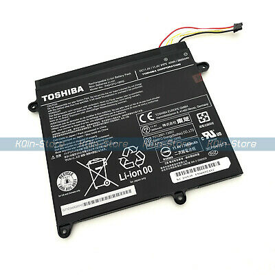New Genuine PA5137U-1BRS Battery for Toshiba Portege Z10T-A-12Z Z10T-A-13G 43Wh