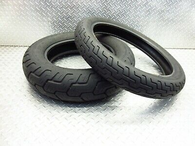 Dunlop 170/80 Rear 100/90 Front Motorcycle Tire Set