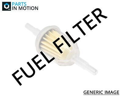 YUGO Fuel Filter Mann Genuine Top Quality Replacement New