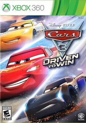 Cars 3:Driven To Win||883929588978