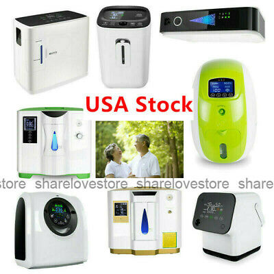 CE Medical Oxy-Generator Oxygen-Concentrator O2 Air Purifier Oxygen Producer CE