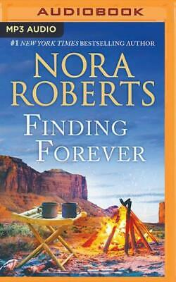 Finding Forever by Nora Roberts, Kate Rudd (narrator), Nora Roberts