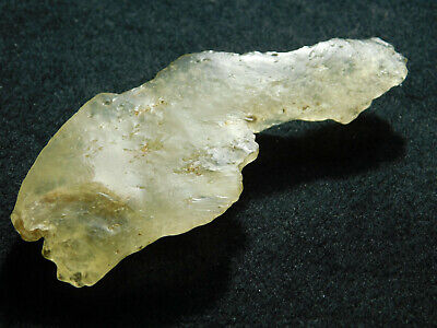 A BIG! ANCIENT Translucent Tool Made From LIBYAN Desert GLASS Egypt 22.1gr