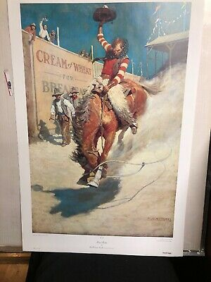 Vintage Cream Of Wheat Poster