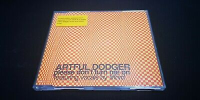 Artful Dodger – Please Don't Turn Me On Enhanced Limited Edition CD Single