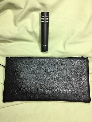 Audio Technica AT2021 Condenser Wired Professional Microphone W Soft Case