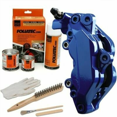 Heat Resistant Brake Calliper Paint Kit For All Car & Motorcycle Models Rs Blue
