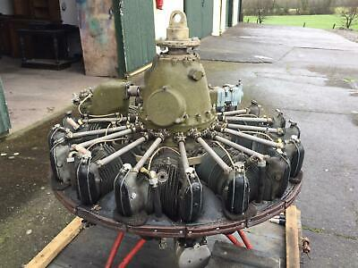 Vedeneyev m14p 9-cylinder airplane engine