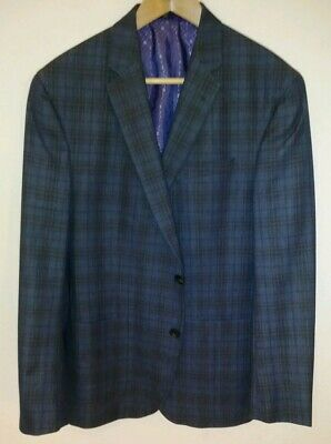 Ted Baker Endurance Blazer, 42 R, Made In Canada