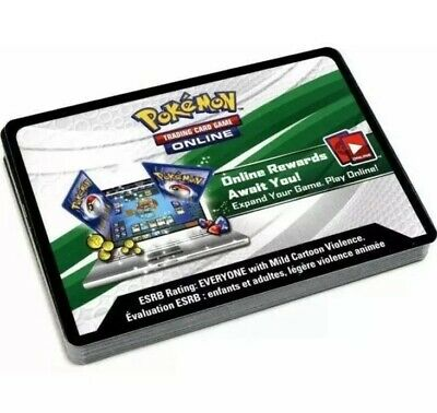 10x - Pokemon- Sword and Shield - TCG Online Codes - Email/Message Fast