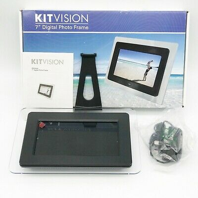 "Kitvision 7"" Digital Photo Frame"