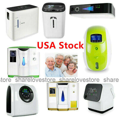Medical Oxy Generator Oxy Bar Air Machine O2 Air Purifier Oxygen-Concentrator CE