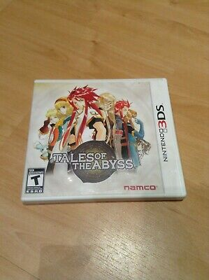 Tales of the Abyss (Nintendo 3DS, 2012)