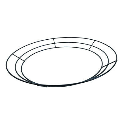 """12"""" Wire Rings For Festive/Christmas New Year Wedding Party Decor Crafts"""