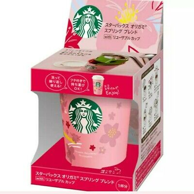 Starbucks Japan Sakura 2020 Reusable Cup Limited Cherry Blossoms