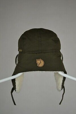 Fjallraven Kids G-1000 Heater Hat Green One Size