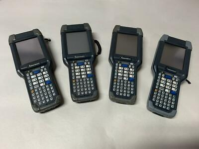 Lot Of 4 Untested For Parts / Sold As Is Intermec Ck3A1 Ck3N20M00E100 Scanner
