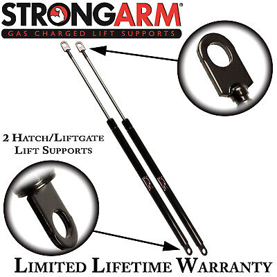 Qty 2 Strong Arm 6123 Rear Liftgate Tailgate Hatch Lift Supports
