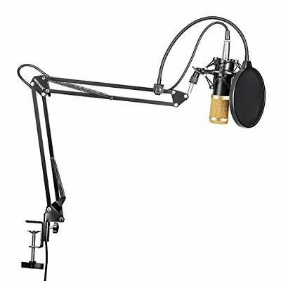 NEEWER broadcast recording kit NW - 800 condenser microphone + NW - 35 adjustabl