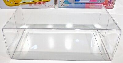 1 Box Protector For NINTENDO SWITCH LITE Console Boxes! Fits Pokemon and others!