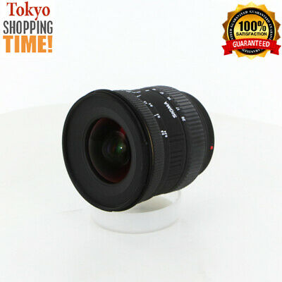 Sigma 10-20mm F/4-5.6 EX DC for Sony Lens from Japan