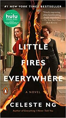 Little Fires Everywhere (Movie Tie-In): A Novel PAPERBACK – 2020 by Celeste Ng