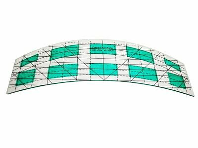 Free Motion Quilting Template Arc Ruler  Curves Low Shank Sewing Machines