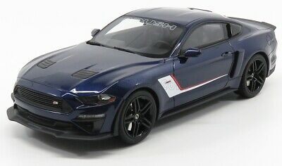 1/18 Gt-Spirit - Ford Usa - Mustang Roush Coupe 2018